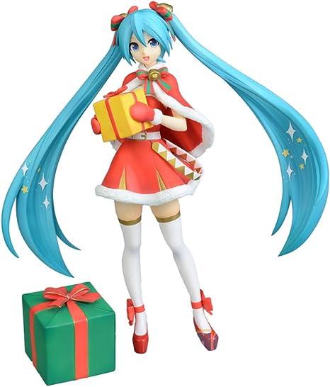 Miku Figure Christmas 2020 Amazon.com: Sega Hatsune Miku Super Premium Action Figure