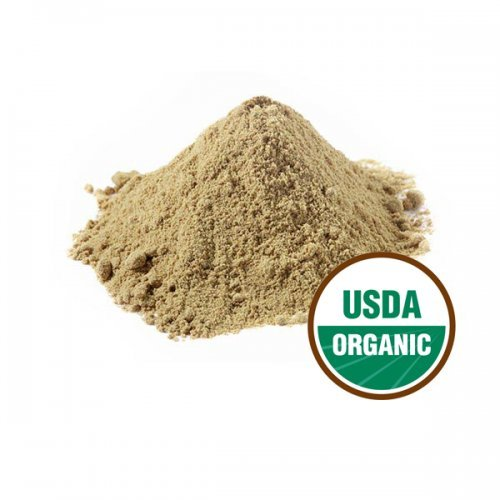Organic Valerian Root Powder - Valeriana Officinalis (Mood & Mind) 16 oz. (448g.)