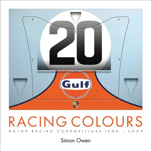 Racing Ceramic - Racing Colours: Motor Racing Compositions 1908-2009