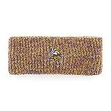 OTS NFL Minnesota Vikings Women's Brilyn Headband, Purple, Women's