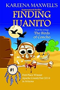 Supernatural Thriller: Finding Juanito: Winner of best novel at the Apache Country Fair (The Birds of Concho) (Volume 1)