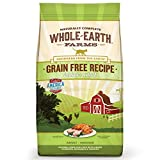 Whole Earth Farms 86132 Indoor Chicken & Turkey Adult Recipe, One Size