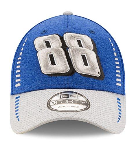Dale Earnhardt Jr National Guard New Era 9Forty Speed Performance Adjustable Hat