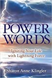 download ebook power words: igniting your life with lightning force (paperback) - common pdf epub