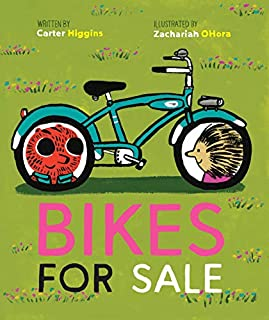 Book Cover: Bikes for Sale