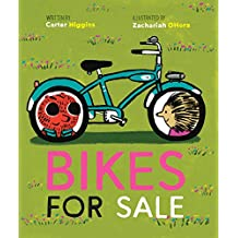 Bikes for Sale (Story Books for Kids, Books about Friendship, Preschool Picture Books)