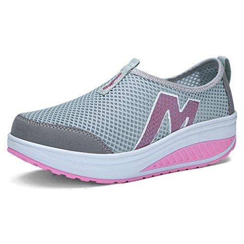 Greaten donna Sneaker Grey Greaten Sneaker fdY6vq