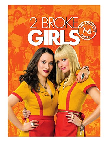 2 Broke Girls: The Complete Series (1-6)