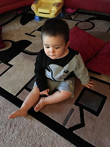 Jomago Boys Shirts Toddler Long Sleeve Top Kids Elephant Tee Toddler Sport Sweatshirt by Jomago (Image #5)