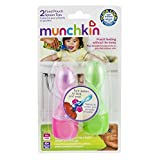 Munchkin Food Pouch Spoon Tips, Multicolor, 2-Count
