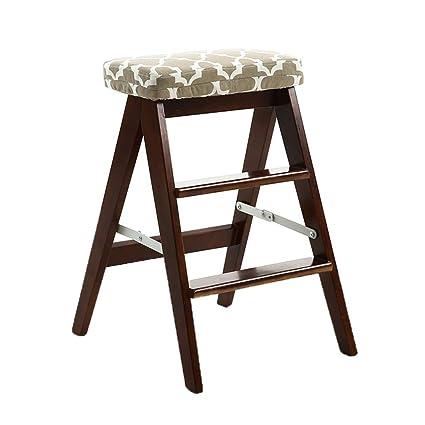 Astonishing Amazon Com Gym Stool Ladder Step Stool Multi Function Creativecarmelina Interior Chair Design Creativecarmelinacom