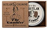 The Gambler Bourbon-inspired Solid Cologne - The
