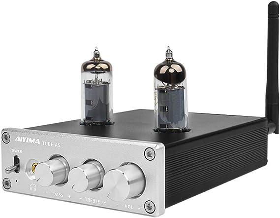 AIYIMA 6J4 Tube Amp Amplificador