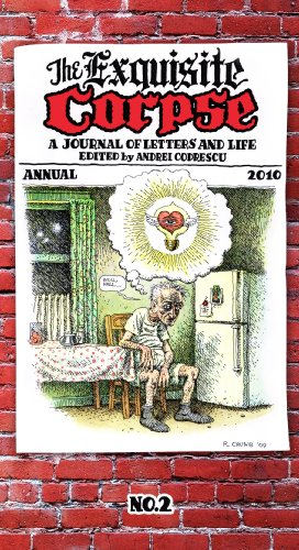 book cover of Exquisite Corpse Annual #2