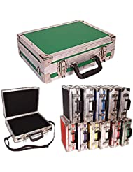 Briefcase ATA Style - Mini Size - Id 14 X 10 X 3 3/4 High - Color Green