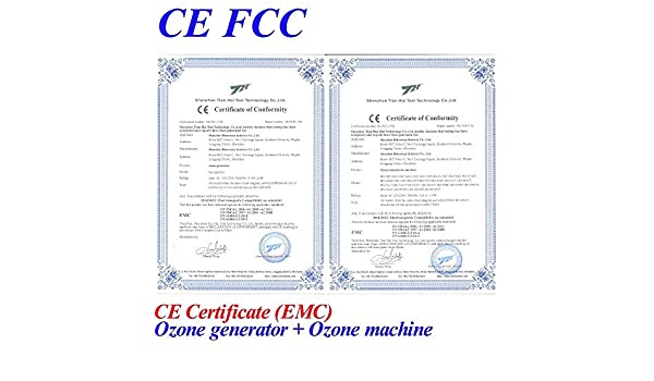 Air Purifiers Ce Emc Lvd Fcc Ozone With A Long Standing Reputation