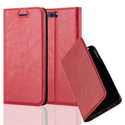 Cadorabo - Funda Book Style Cuero Sintético en Diseño Libro para >                          Honor 9                          <