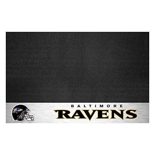 Fanmats NFL Baltimore Ravens Vinyl Grill Mat by Fanmats