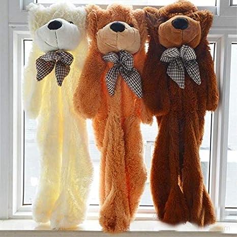 Amazon.com: 78.7 in gigante sin relleno vacío oso de peluche ...