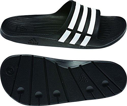 Unisexe Black1 Duramo Adidas B Slide Blanc Tongs fnvfqCxW