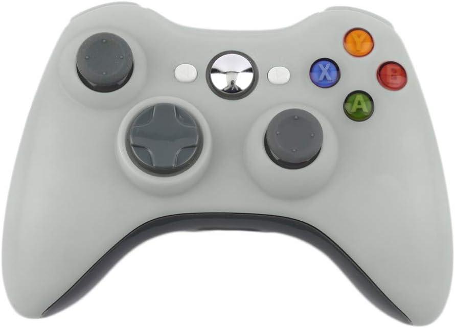 Dual Wireless USB de la vibración Gamepad, 2.4G Controlador de Juegos inalámbrico, Dual USB de la vibración Gamepad para Microsoft Xbox 360 del Juego Remoto Palanca de Mando con PC Receptor