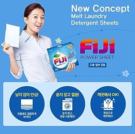 LG hogar y salud cuidado Fiji de detergente de viaje hoja hojas 1 ...