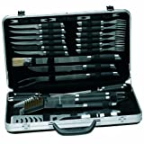 Berghoff Geminis 33-Piece BBQ Set In Case