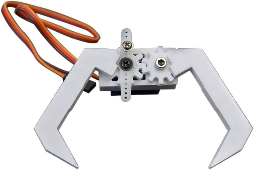 Conjunto de Brazo Mecánico de Impresión 3D con Micro Servo Motor ...