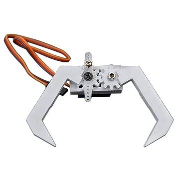 KESOTO Brazo de Robot Mecánico de Impresión 3D, Gadget Ingeniería ...