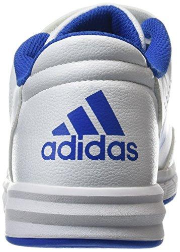 adidas Altasport CF K, Zapatillas de Deporte Unisex Niños Blanco (Ftwbla/Azul/Ftwbla 000)