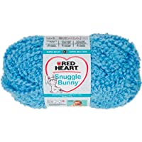 Prima Marketing Red Heart Snuggle Bunny Yarn, Gold Fish