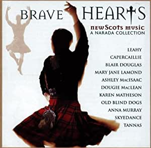 Brave Hearts: New Scots Music, A Narada Collection