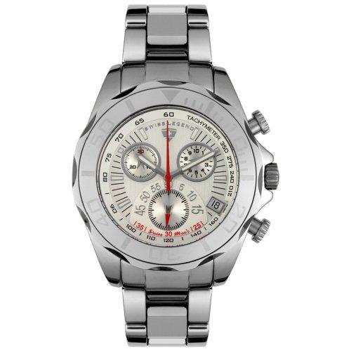 Swiss Legend Men's T8010-22 Tungsten Collection Chronogra...