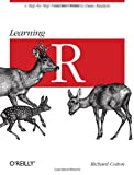 Learning R, Cotton, Richard, 1449357105