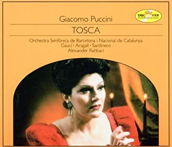 Puccini, Gauci, Aragall, Ruiz, Rahbari - Tosca in Barcelona - Amazon.com Music