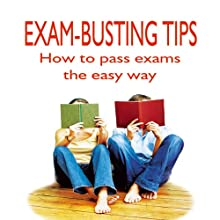 Exam-Busting Tips Audiobook by Nick Atkinson Narrated by Ben Ottridge