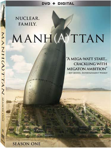 - Manhattan: Season 1 [DVD + Digital]