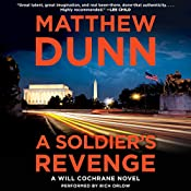 A Soldier's Revenge: A Will Cochrane Novel | Matthew Dunn
