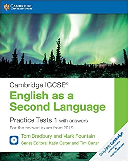 Cambridge IGCSE® English as a Second Language Practice Tests 1 with