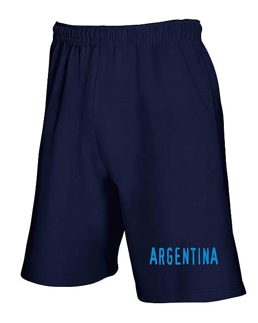 Speed - Pantalón Corto de chándal Azul Marino WC0024 Argentina ...