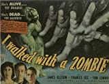 I Walked With a Zombie - Movie Poster - 11 x 17 Inch (28cm x 44cm)