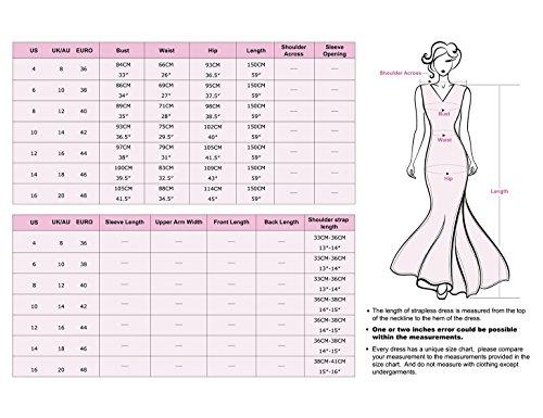 Ärmelos Pretty Ever Abendkleid Partykleid Schwarz Elegant Lang 07041 glatt 5vqwqA