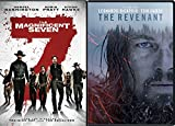 Westerns The Revenant DVD & The Magnificent Seven Double Feature Set