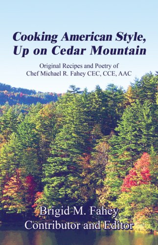 Read Online Cooking American Style, Up on Cedar Mountain pdf