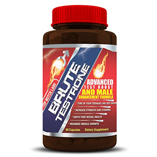 ADVANCED TESTOSTERONE BOOSTER And Male Enhancement Supplement For Men - 2 Premium Formulas In One To Gain Teenage Like Drive, And Boost Lean Muscle Mass - 100% Satisfaction Guarantee!