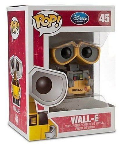 Disney: Series 4: Wall-E Funko Pop! Disney: 2791 Accessory Toys & Games