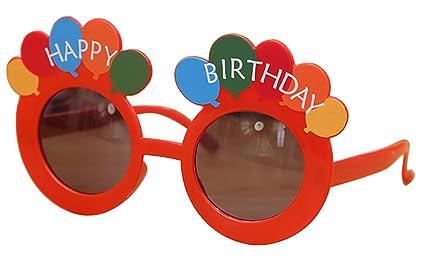 GafasNovedad Fiesta Joyibay Dibujos Cumpleaños Animados Gafas 8wv0nNm