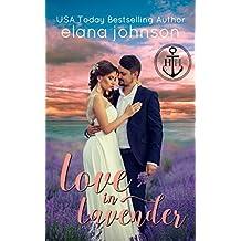 Love in Lavender: Sweet Contemporary Beach Romance (Hawthorne Harbor Romance Book 1)