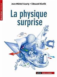 """Afficher """"La physique surprise"""""""