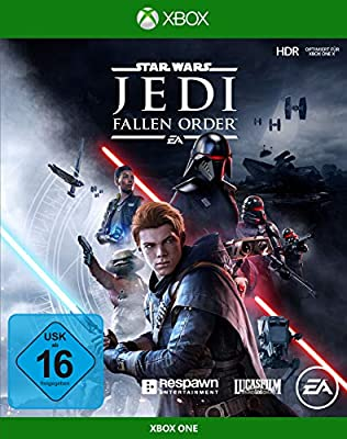 Star Wars Jedi: Fallen Order - Standard Edition - Xbox One ...